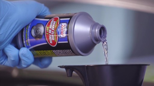 Lucas DOT-3 Brake Fluid - image 5 from the video