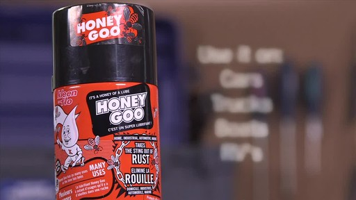 Honey Goo Lubricant - image 8 from the video
