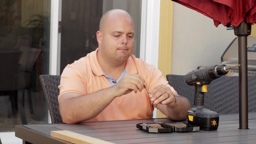MAXIMUM Titanium Coated Drill Bit Set - Andrew's Testimonial - image 6 from the video