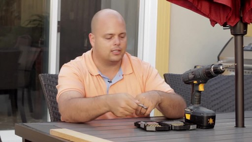 MAXIMUM Titanium Coated Drill Bit Set - Andrew's Testimonial - image 7 from the video