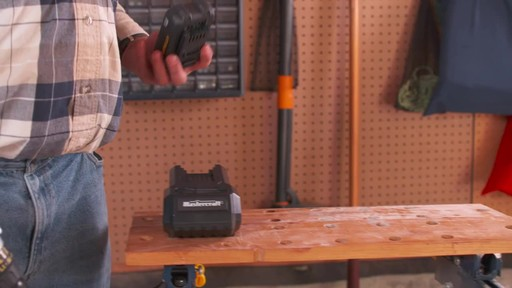 Mastercraft 20V Max Hammer Drill - image 1 from the video