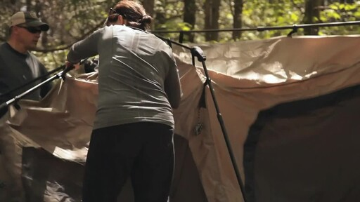 Warnaar Family's Review of the Coleman Instant Tent from Canadian Tire - image 6 from the video