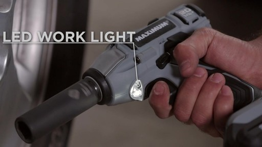MAXIMUM Impact Wrench - image 5 from the video