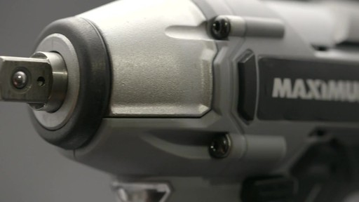 MAXIMUM Impact Wrench - image 8 from the video