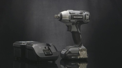 MAXIMUM Impact Wrench - image 9 from the video