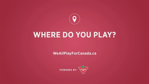Playing for Canada around the campfire - image 10 from the video