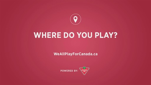 Playing for Canada around the campfire - image 9 from the video