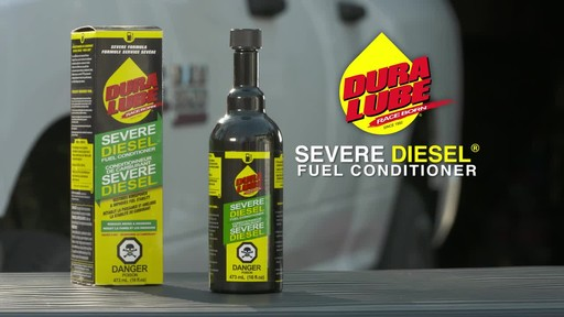 Dura Lube Severe Diesel® Fuel Conditioner - image 10 from the video