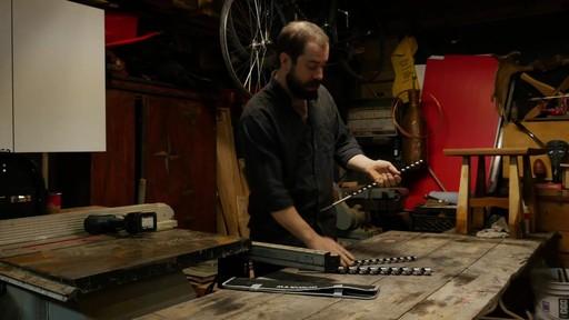 MAXIMUM Long Nail-Cutter Auger Bit Set - Jordan's Testimonial - image 3 from the video