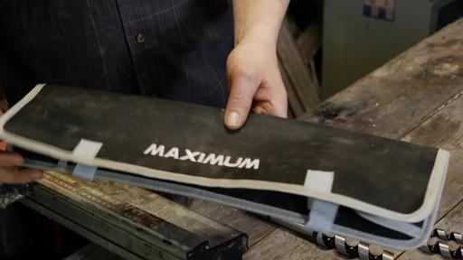 MAXIMUM Long Nail-Cutter Auger Bit Set - Jordan's Testimonial - image 8 from the video
