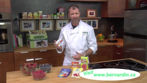 About Pectin - Bernardin - image 5 from the video
