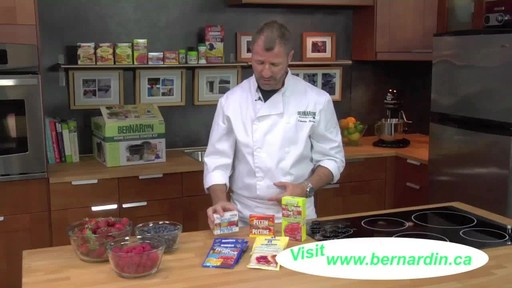 About Pectin - Bernardin - image 6 from the video