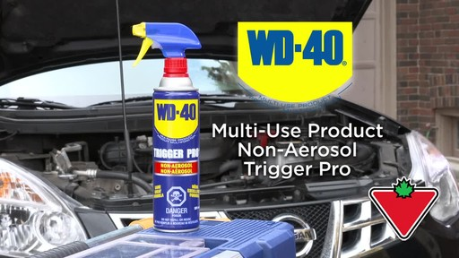 WD-40 Non-Aerosol Trigger Pro - image 1 from the video