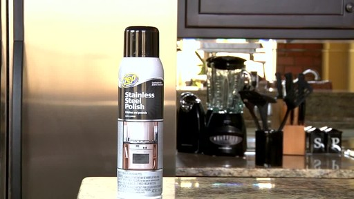 ZEP Commercial Stainless Steel Polish - image 10 from the video