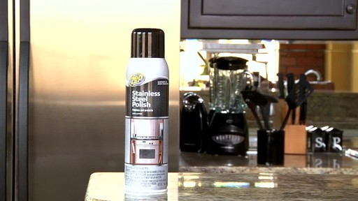 ZEP Commercial Stainless Steel Polish - image 9 from the video