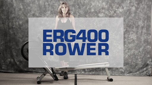 Xterra ERG 400 Rower - image 1 from the video