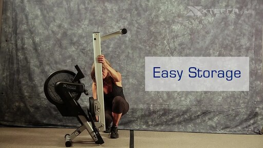 Xterra ERG 400 Rower - image 10 from the video