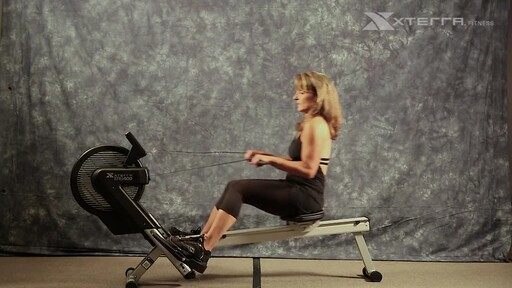 Xterra ERG 400 Rower - image 2 from the video