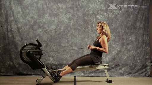 Xterra ERG 400 Rower - image 3 from the video