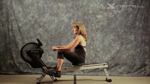 Xterra ERG 400 Rower - image 5 from the video