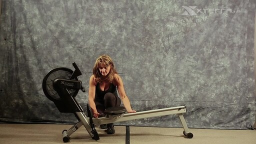 Xterra ERG 400 Rower - image 9 from the video