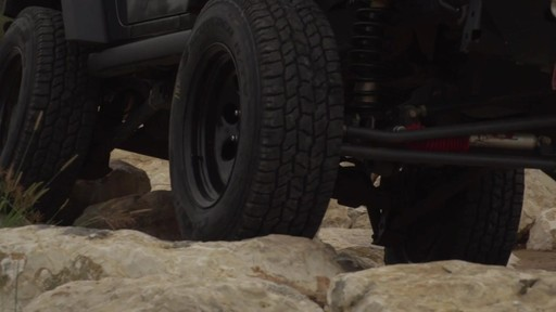 Goodyear Wrangler Duratrac - image 2 from the video