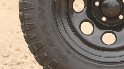 Goodyear Wrangler Duratrac - image 8 from the video