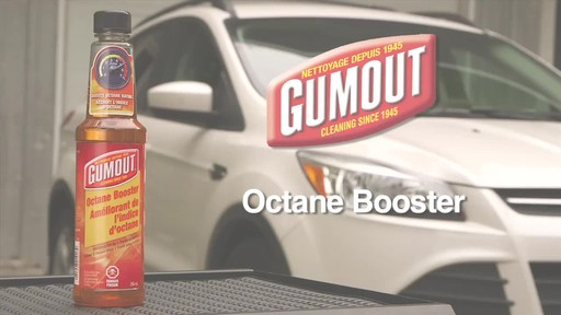 Gumout Octane Booster - image 10 from the video