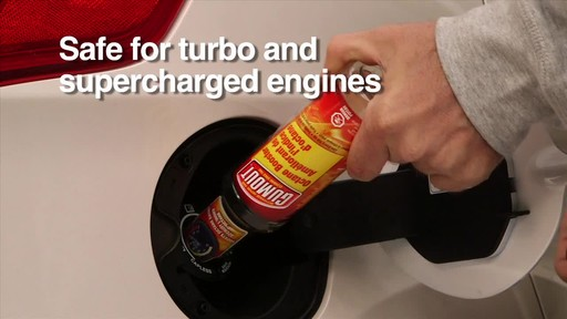 Gumout Octane Booster - image 7 from the video