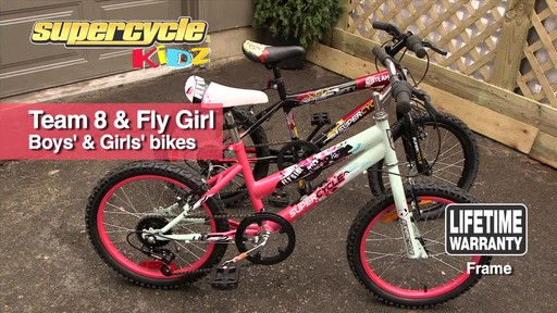 Supercycle Team 8 and Fly Girl - image 10 from the video