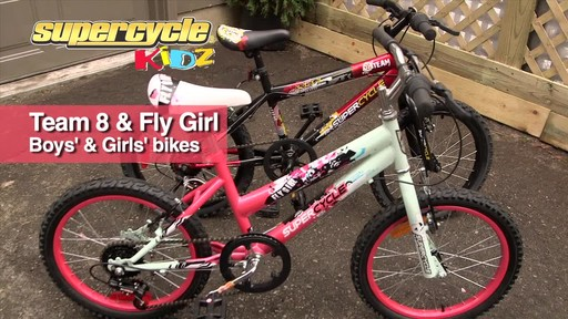 Supercycle Team 8 and Fly Girl - image 9 from the video