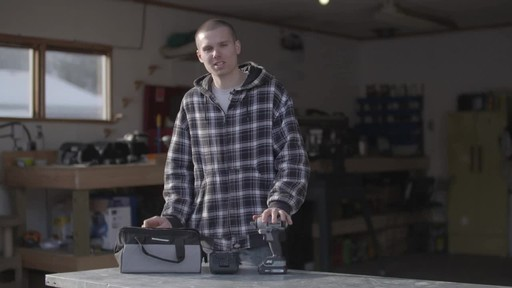 MAXIMUM 20V Cordless Impact Wrench - Brandon's Testimonial - image 2 from the video