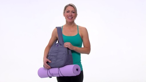 Gaiam Metro Yoga Bag - image 1 from the video