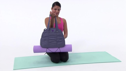 Gaiam Metro Yoga Bag - image 9 from the video