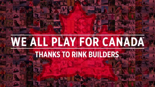 Playreel – Rinkbuilders (We All Play for Canada) - image 1 from the video