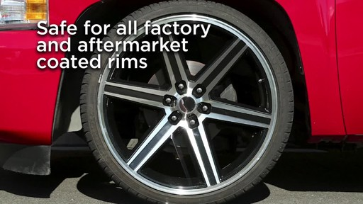 Armor All Quicksilver Tire and Rim Cleaner - image 2 from the video