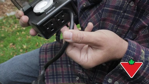 NOMA Outdoor Heavy Duty 24-Setting Timer - Joe's Testimonial - image 9 from the video