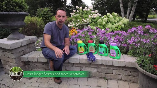 Feeding Your Plants with Frankie Flowers - image 2 from the video
