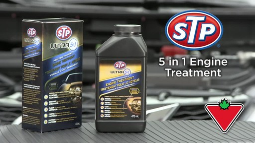 STP 5-in-1 Engine Treatment - image 1 from the video