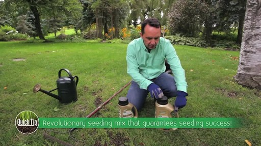 Repairing Lawn Patches with Frankie Flowers - image 2 from the video