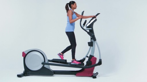 How to Choose an Elliptical Trainer - image 4 from the video
