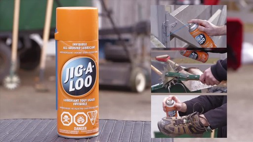 Jig-A-Loo lubricant  - image 2 from the video