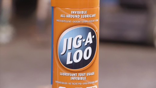 Jig-A-Loo lubricant  - image 9 from the video