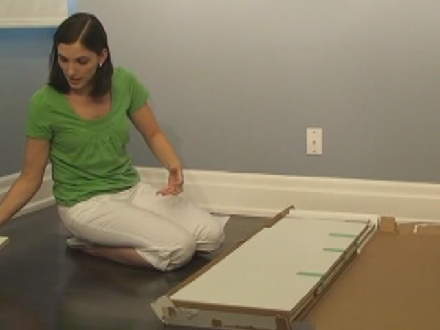 EZ Up Closet Storage Unit - image 1 from the video