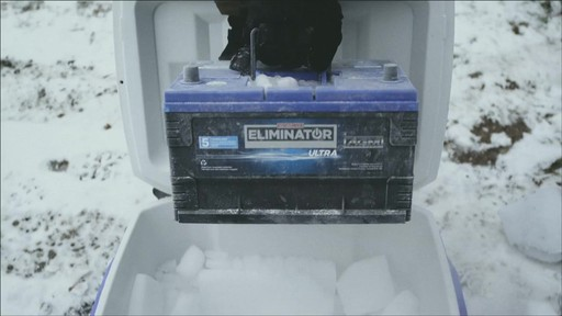 Behind the Scenes Documentary of the Canadian Tire Ice Truck (Winter 2013) - image 2 from the video