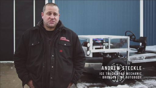 Behind the Scenes Documentary of the Canadian Tire Ice Truck (Winter 2013) - image 4 from the video