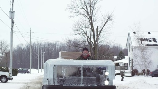 Behind the Scenes Documentary of the Canadian Tire Ice Truck (Winter 2013) - image 6 from the video