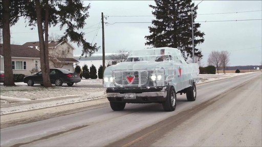 Behind the Scenes Documentary of the Canadian Tire Ice Truck (Winter 2013) - image 9 from the video