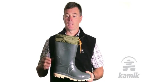 Kamik Hunter Boot - image 2 from the video