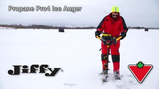 Propane: Jiffy Propane Ice Auger